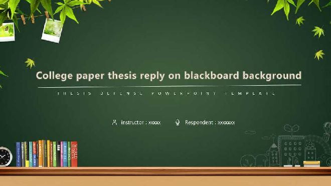 blackboard style ppt template free powerpoint templates and google
