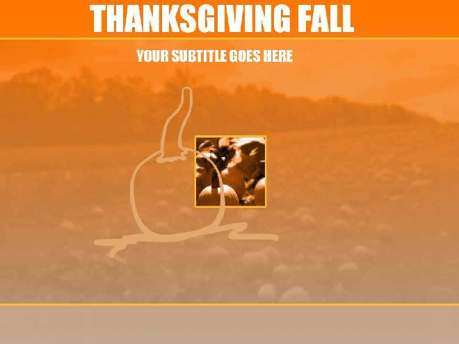 Thanksgiving ppt templatefree powerpoint templates and google thanksgiving ppt te toneelgroepblik Gallery