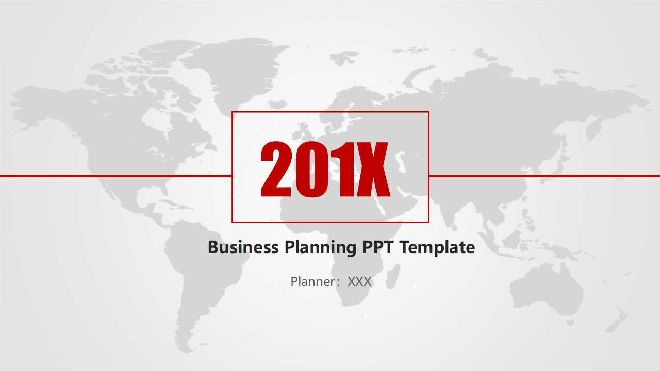 Business Planning PPT Template-Free powerpoint templates download