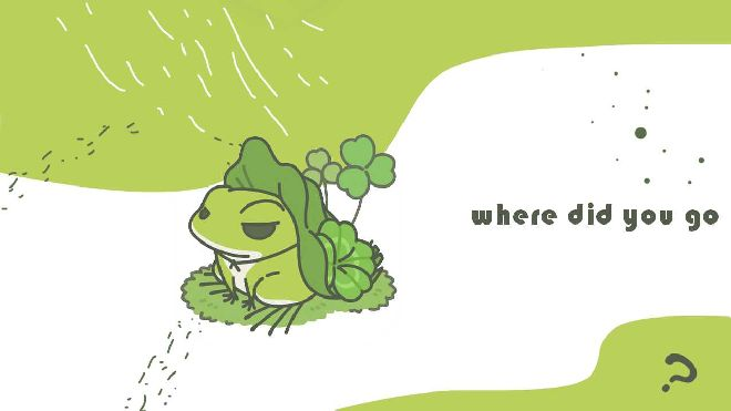 Travel Frog Ppt Template Best Powerpoint Templates And