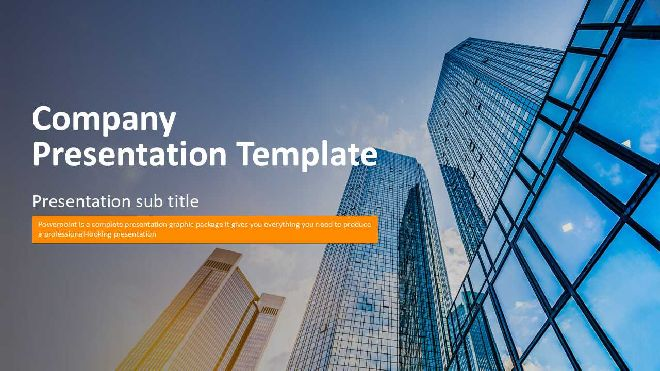 Construction Company Introduces Ppt Template Best Powerpoint