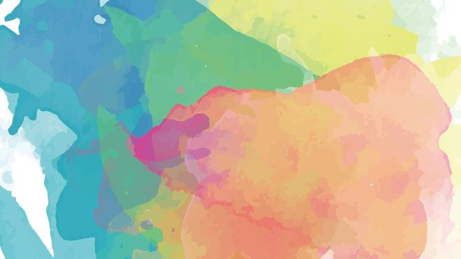 3 Watercolor Powerpoint Backgrounds Best Powerpoint