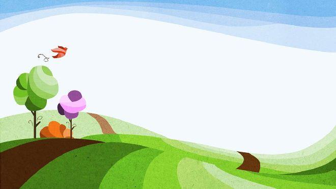 2 cute cartoon powerpoint backgroundsfree powerpoint templates and 2 cute cartoon powerpoint backgrounds toneelgroepblik Choice Image