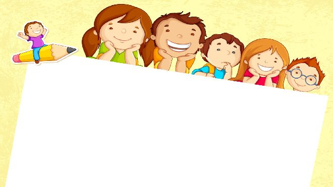 Books And Children Powerpoint Backgrounds Best Powerpoint