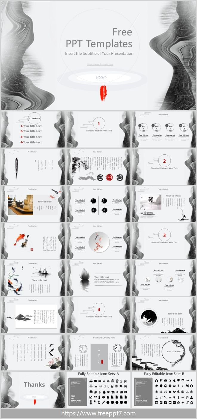 Ink Zen Powerpoint Templates Best Powerpoint Templates And Google Slides For Free Download