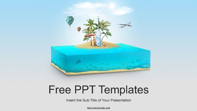 Travel Powerpoint Templates Best Powerpoint Templates And