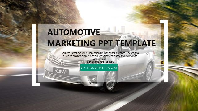 Car Powerpoint Templates Best Powerpoint Templates And