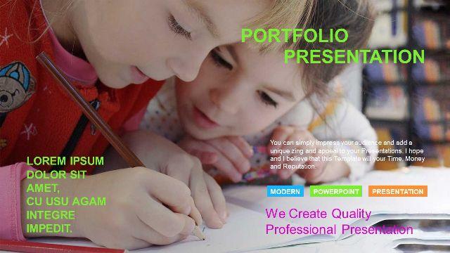 Creative Children Education Pow