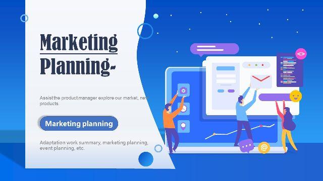 Boutique Marketing Planning P