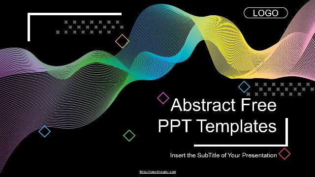 Abstract Powerpoint Templates Best Powerpoint Templates And