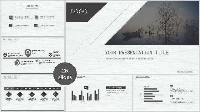 Black And White Powerpoint Templates Best Powerpoint Templates And Google Slides For Free Download